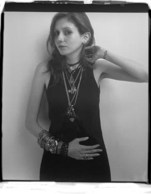 """""""Kasa, New York"""", 1989, Polaroid, 24 x 20"""" image size"""