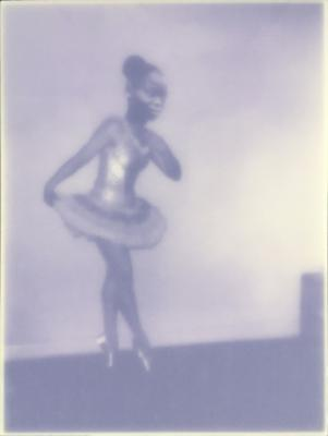 "Kerry James Marshall, ""Untitled (Ballerina)"", 2004, lambda digital photograph, edition 3/3, 8.5"" x 6.5"""