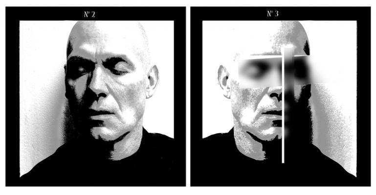 """Robert, Easton"", 1998, digital print, 11.25 x 20.25"" paper size"
